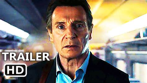 film baru liam neeson the cοmmuter official trailer 2017 liam neeson train