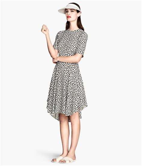 Black White Dot Dress W8179uzi D h m black and white polka dot dress best h m dresses