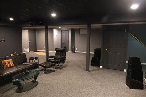 mid america basement systems basement finishing picture gallery midamerica basement