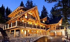 10 chalets de montagne 224 l architecture exceptionnelle log home designs and floor plans