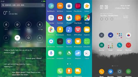 customize themes in miui 7 best top 10 miui 8 themes 2017 march fully featured