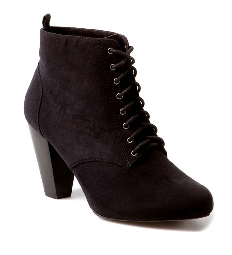 laced high heel ankle boots lace up ankle booties heels fs heel