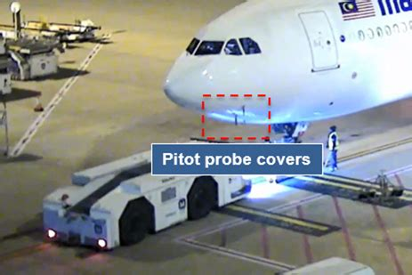 Covers Brisbane by Investigation Ao 2018 053 Airspeed Indication Failure