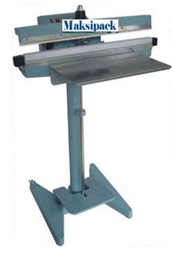Sealer Murah jual mesin sealer plastik pedal sealer murah berkualitas toko mesin maksindo