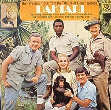 film lion on tv daktari tv series 1966 filmaffinity
