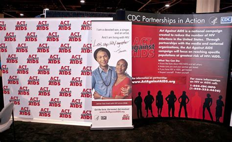 booth at bronner brothers cut for life hairstylists and barbers against aids hiv