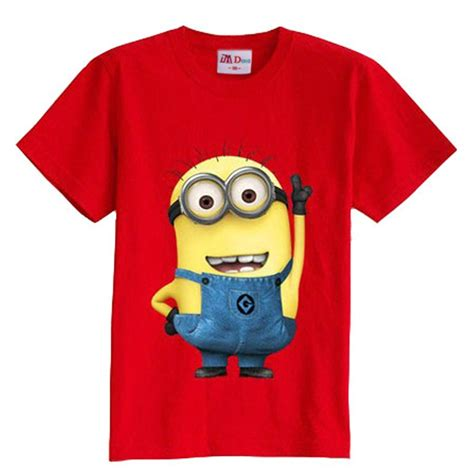 shirts for toddlers boys t shirts minions clothes t shirts for boys tops