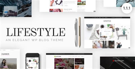 wordpress themes not blog lifestyle responsive wordpress blog theme no warez