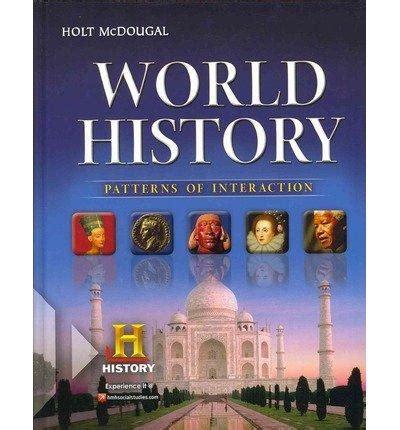 modern world history pattern of interaction modern world history patterns of interaction student