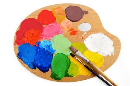 tavola dei colori primari quali sono i colori primari secondari e terziari