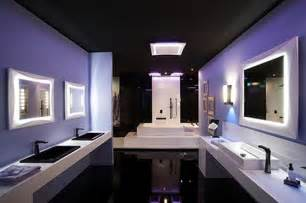 cool modern bathrooms led lights for bathroom awesome bedroom collection is like