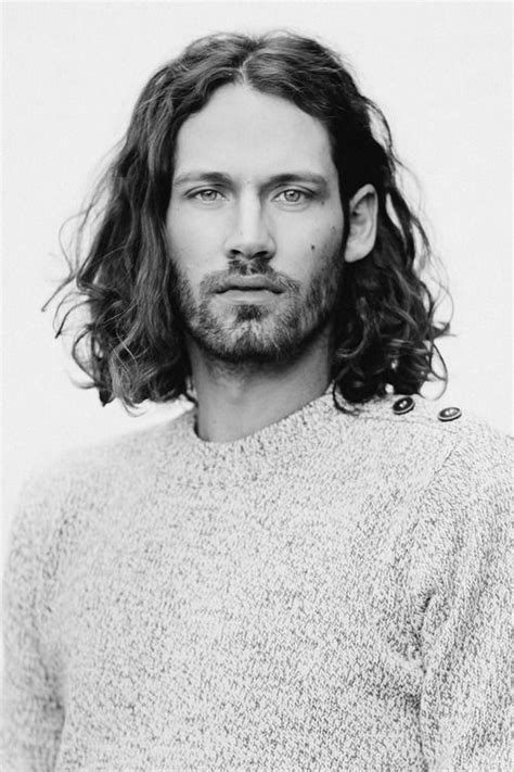 boys with long chin best 25 long curly hair men ideas on pinterest mens