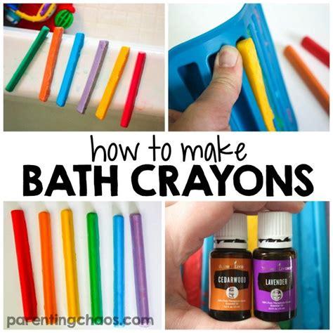 homemade bathtub crayons how to make homemade bath crayons