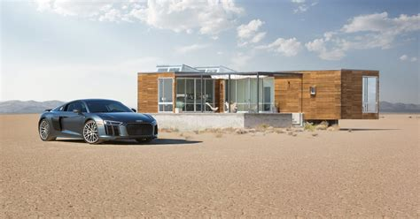 airbnb for cars audi and airbnb offer death valley house with r8 digital