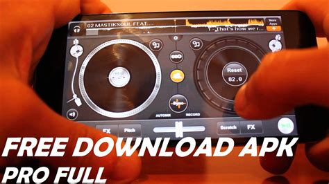 edjing dj music mixer full version apk download edjing pro music dj mixer apk full youtube