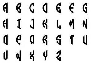 unique two letter circle monogram stencil