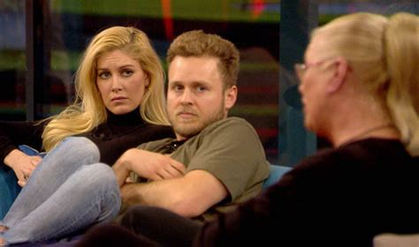 Spencer Pratt Is A Playa by Cbb Rivals Speidi Evictions Sparks Vow To Snub