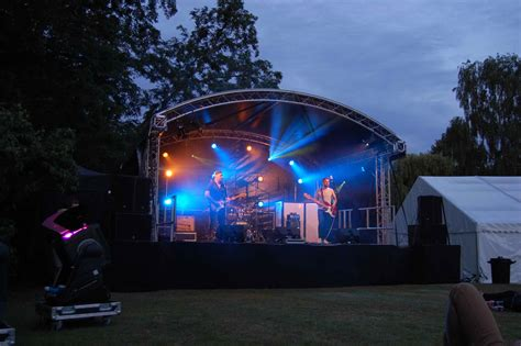 Outdoor Stage Lights Image Gallery Outdoor Stage Hire Herts