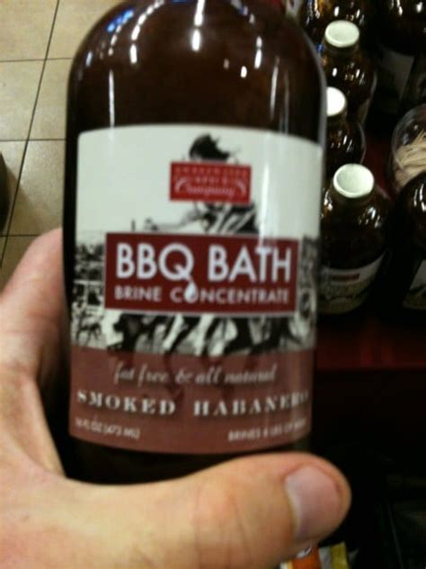 bbq bathrooms bbq bath brine concentrate from sweetwater spice company