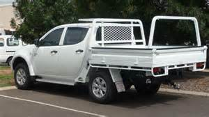 Mitsubishi Steel Mitsubishi Steel Ute Tray