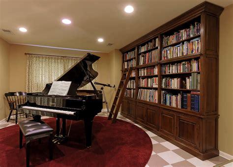 living room music как оформить домашнюю библиотеку