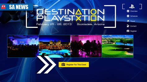 Invite Only Event For Sonys Playstation 3 by Destination Playstation 2013 Event Announced