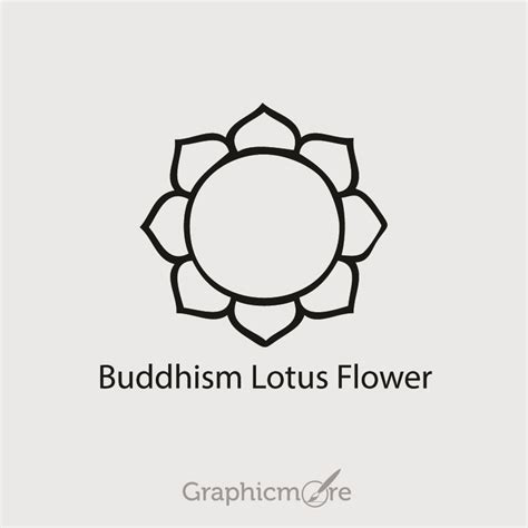 buddhist symbol lotus flower lotus flower buddhist symbol www pixshark images