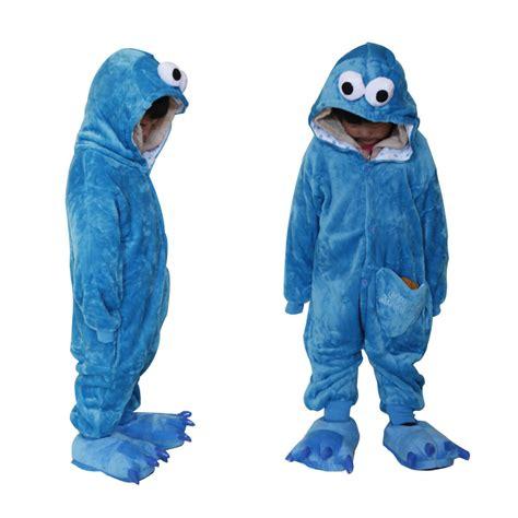 Pajamas Sesame sesame cookie onesies pajamas kigurumi