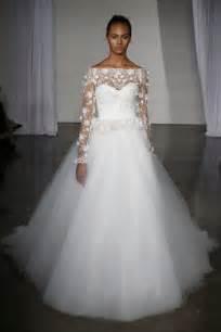 dresses for fall weddings fall 2013 wedding dress marchesa bridal 6