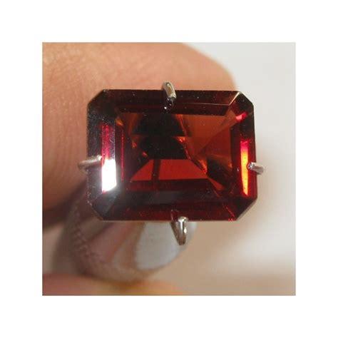 Pyrope Garnet Plus Memo garnet pyrope segi panjang 2 26 carat orangy