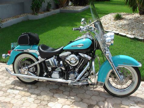 1997 Harley Davidson 1997 flstc harley davidson heritage soft