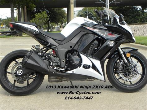 Kawasaki Dallas by Kawasaki Zx1000 Motorcycles For Sale In Dallas