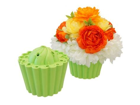 Cupcake Flower Vase by 301 Moved Permanently