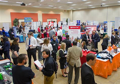 Mba Career Fair Houston by Shsu Ranked In Graduates Employed After Graduation
