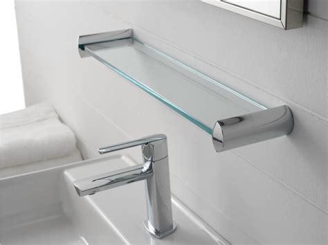 mensole in vetro per bagno mensola bagno in vetro mensola bagno in vetro