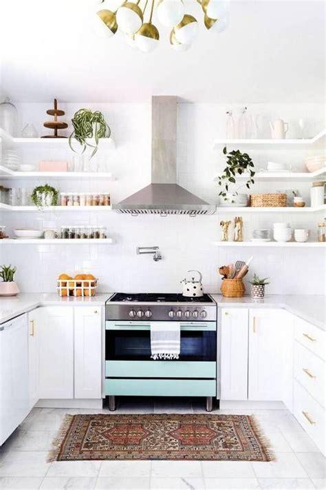 kitchen shelving ideas 17 best ideas about kitchen shelves on open
