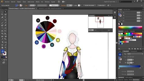 adobe illustrator cs6 que es dise 241 o de un personaje con illustrator cs6 parte 3