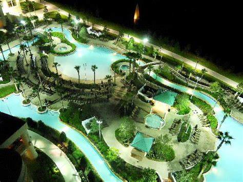 House Plans With Pool House Guest House Hilton Bonnet Creek Golf Course Picture Of Hilton