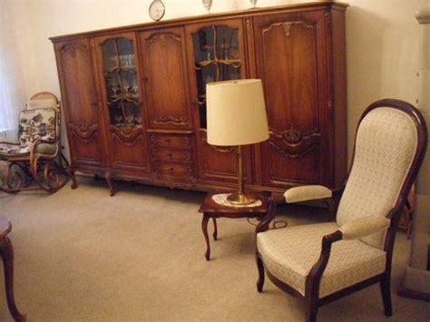komplettes wohnzimmer kaufen komplettes wohnzimmer chippendale m 246 bel zu verkaufen nach
