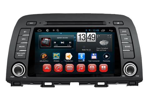2014 mazda 6 navigation system mazda 6 2014 cx 5 central multimedia gps sat nav radio