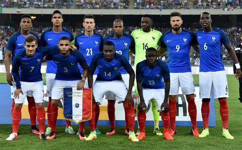 Equipe de France: la liste des 23 pour le Mondial de ... L Equipe Foot
