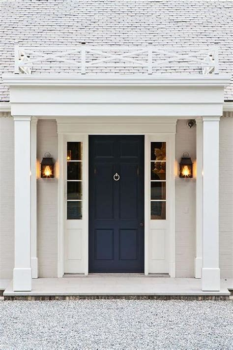 Front Door With Sidelight Home Exterior Design Decor Photos Pictures Ideas Inspiration Paint Colors And Remodel