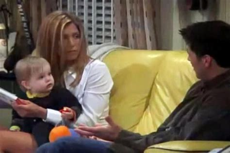 dr rachel ross new baby see what ross and rachel s baby in friends looks like now