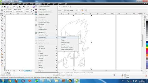 membuat outline gambar di corel draw membuat outline gambar di corel draw