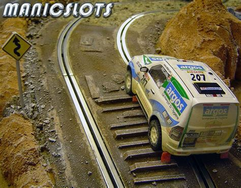 Diecast Miniatur Sightseeing slot car scenery ninco raid rally how to slot cars scenery cars slot cars