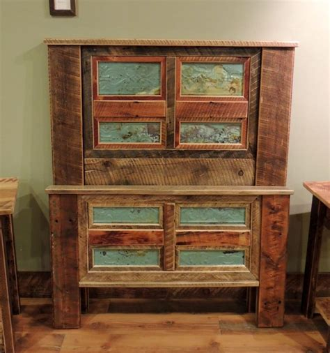 barnwood beds 26 best barnwood beds images on pinterest barnwood beds 3 4 beds and bunk rooms