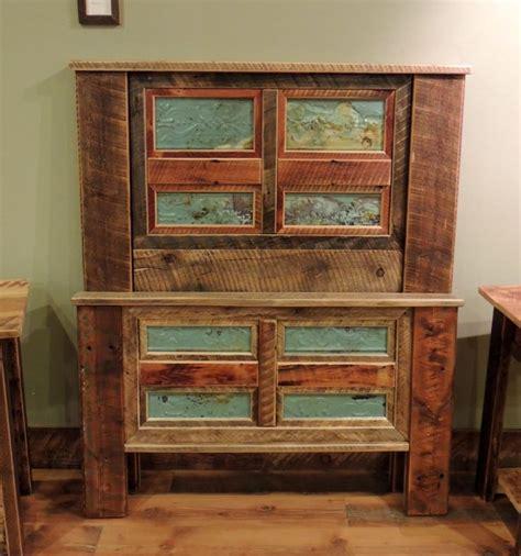 barnwood bedroom furniture 26 best barnwood beds images on 3 4 beds barn