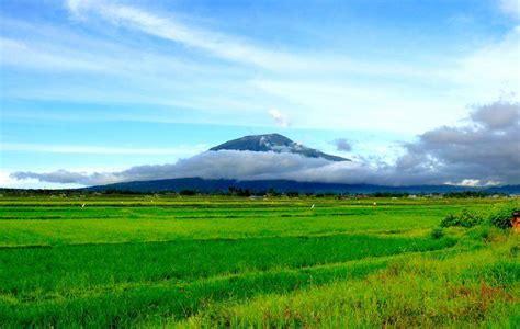 wallpaper alam pedesaan indonesia gambar tempat wisata seluruh indonesia pemandanganoce