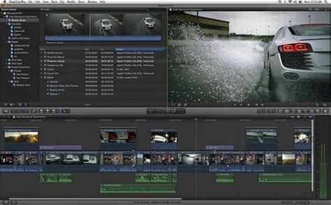 final cut pro linux best professional video editing software for windows mac