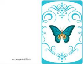 butterfly card free birthday card printables